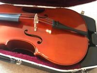 Beautiful full-size cello in excellent condition, ideal student instrument