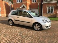 FORD FIESTA ZETEC 1.2, MOT MARCH 2017, EXCELLENT DRIVE, LOW INSURANCE, LOW ON FUEL, HPI CLEAR