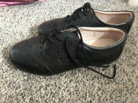Girls Next School Shoes Size 12.5