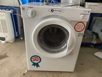 White Knight C38AW Tumble Dryer - 3kg capacity