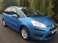 CITROEN C4 PICASSO EXCLUSIVE HDI TIPTRONIC AUTOMATIC FIRST TO SEE WILL BUY