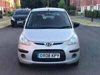 HYUNDAI I 10 CLASSIC 1.1 MANUAL PETROL 5 DOOR £30 TAX PER YER