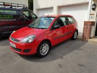 Ford Fiesta Style 1.25L Mk6 Facelift