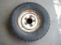 Set of 4 BF Goodridge Landrover Wheels and tyres