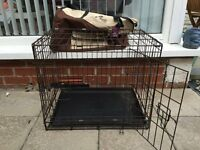 Travel Dog Cage For Sale