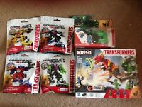 Brand new transformers