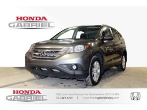 2013 Honda CR-V EX TOIT/CAMERA