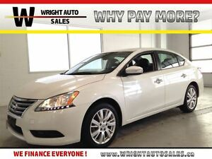 2013 Nissan Sentra SL| LEATHER| NAVIGATION| SUNROOF| BACKUP CAM| Cambridge Kitchener Area image 1