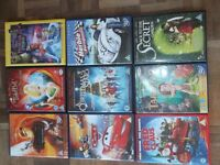 DVD'S HERBIE FULLY LOADED AND OTHERS