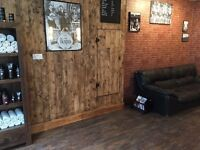 Brand new barbershop in Southampton for sale