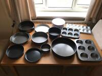 Baking Tins - Job Lot