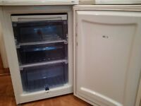 under counter freestanding freezer in very good condition can deliver