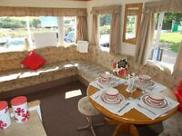 Cheap static caravan for sale, 12 month seafront park, isle of wight, lowest site fees on the island