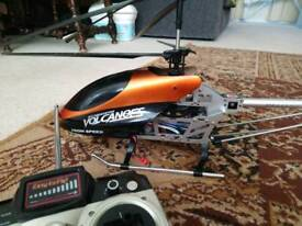 Rc helicopter complete £20 or nearest offer