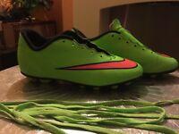 Boys Nike football boots