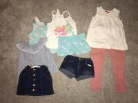 Girls bundle of clothes age 5