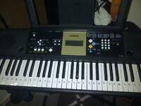 Yamaha Keyboard YPT-220 for sale