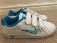 Nike trainers worn twice