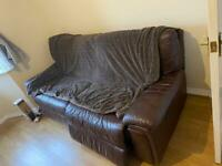 Reclining electric couch
