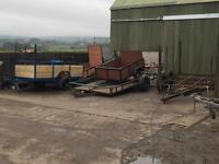 **clear out** trailers for sale