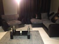 Corner sofa & settee