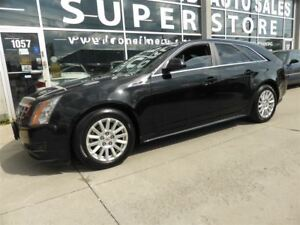 2012 Cadillac CTS Wagon AWD Luxury