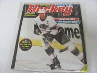 1990-91 Panini Hockey Sticker Set Plus Mint Book