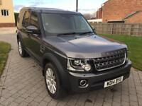 2014 Landrover Discovery Commercial XS Stop/Start (with 5 seat conversion available)