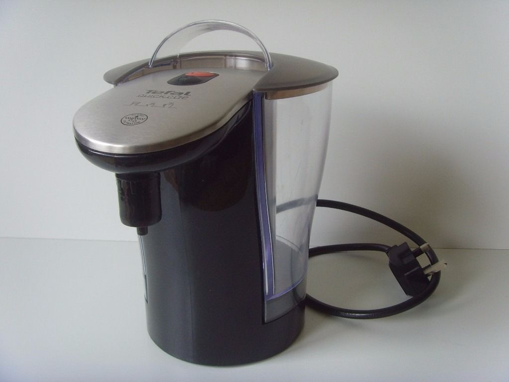 tefal quick cup hot water dispenser kettle in motherwell. Black Bedroom Furniture Sets. Home Design Ideas