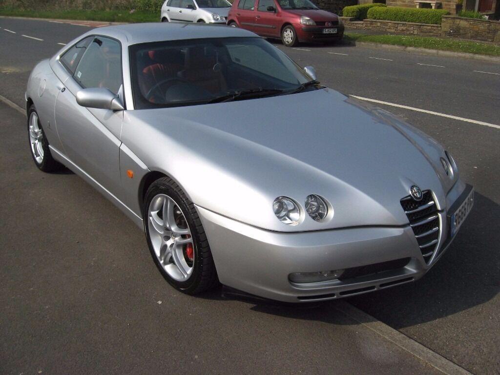 03-03 ALFA GTV 3.2 24V LUSSO VERY RARE CAR Q2 DIFF 91K F.S.H HPI ...