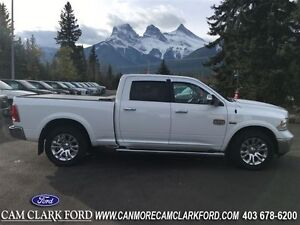 2014 Ram 1500 Longhorn  - one Owner - Local - Trade-in - non-Smo