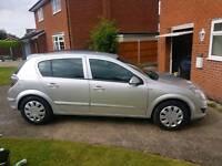Vauxhall Astra not Peugeot golf focus audi