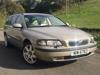 2002 Volvo V70 2.3 T5 Se auto