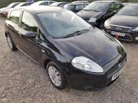 Fiat Grande Punto 1.2 Dynamic Hatchback 5dr Petrol Manual, FSH. HPI CLEAR. 2 KEYS. GENUINE LOW MILES