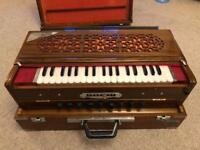 Harmonium SINGH SPECIAL 9 SCALE CHANGER 3 SET REED