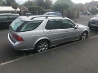 SAAB 9-5 FOR SALE £500 ONO DIESEL/AUTO