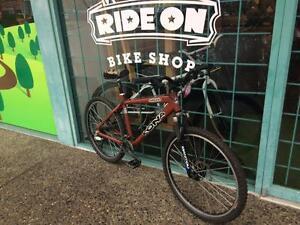 *TUNED* KONA 'Chute' Disc Brake Hard Tail Mountain Bike. ONLY $249