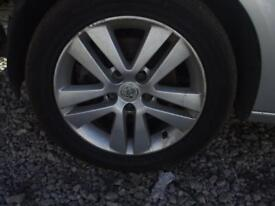 205/55/16 tyres and alloys