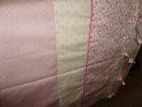 Single duvet cover and pair of curtains, from NEXT