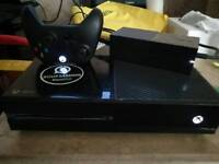 XBOX ONE + CONTROLLER + 10+ GAMES