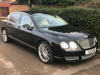 Bentley Continental Flying Spur 6.0L 4 dr 12 Months MOT, HPi Clear, Warranted Miles, KEYLESS GO
