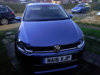 Volkswagen Polo 1.2 TSi BlueMotion, Automatic, Genuine Low Miles, £20 tax