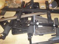 Gym Equipment, used but very good 50 ono ( new 240)