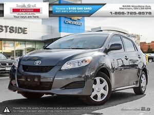 2010 Toyota Matrix S Package- Perfect