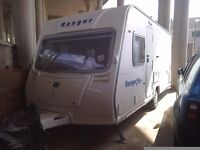Bailey ranger series caravan for sale