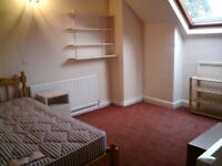 student accommodation - 2 rooms in shared house - 1 double, 1 single - excellent location, Denham Rd