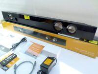 BUSH 100W Soundbar with built in subwoofer & bluetooth Speaker Remote Control Touchscreen Sound Bar