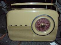 1950/60s BUSH RADIO