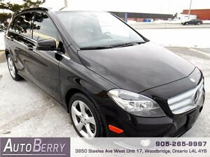 2013 Mercedes-Benz B-Class B250 **CERT & E-TEST ACCIDENT FREE**