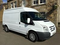 transit 2.2 t280 medium wheel base 2010 1 former owner ford! lowest miles in the country proper van